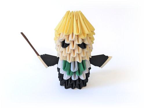 Kit Origami 3D - Draco Malfoy