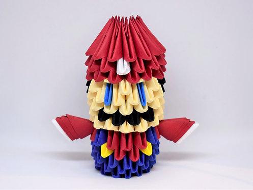 Kit Origami 3D - Mario