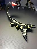 Kits Origami 3D Scorpion