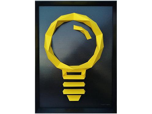 Tableau - Ampoule
