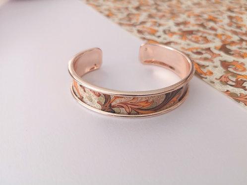 Bracelet Rose Gold - Motif au choix