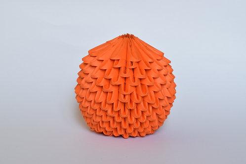 Kit Origami 3D - Orange