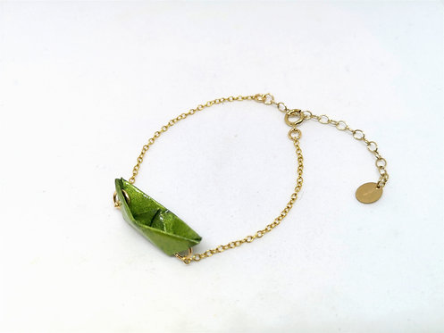 Bracelet Bateau - Gold Filled 14 Carats