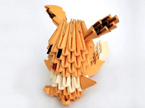 Kit Origami 3D - Evoli