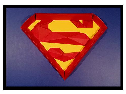 Tableau - Superman