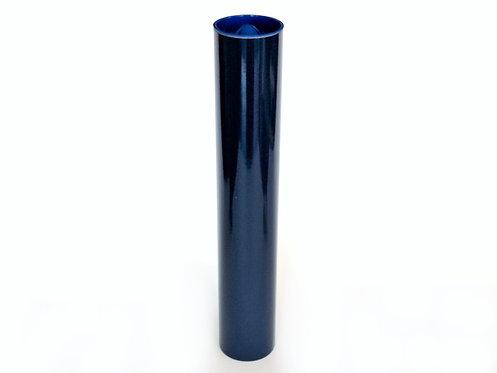 Boîte Tube - Bleu Métallique