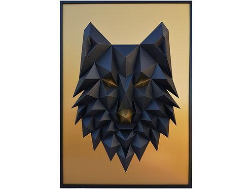 Tableau - Loup