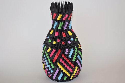 Kit Origami 3D - Vase Univers