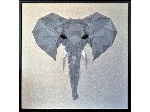 Tableau - Eléphant