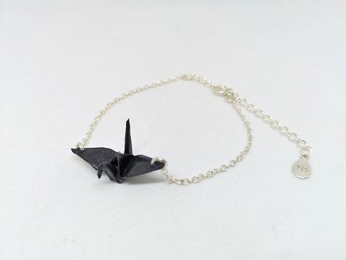 Bracelet Grue - Argent Sterling 925