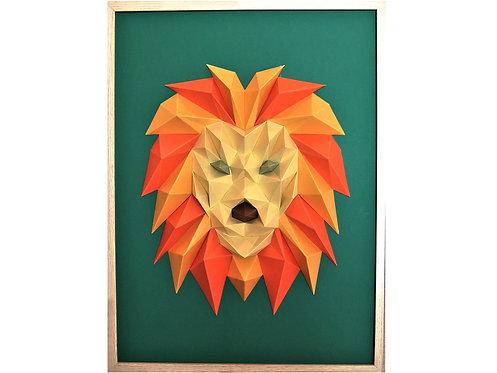 Tableau - Lion