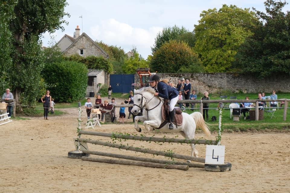 equitation galluis Cso dimanche et we