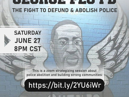 EVENT: George Floyd and the Fight to Defund and Abolish the Police