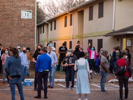 Still No Water, Still No Rent! The Strike Continues at Villas Del Paseo