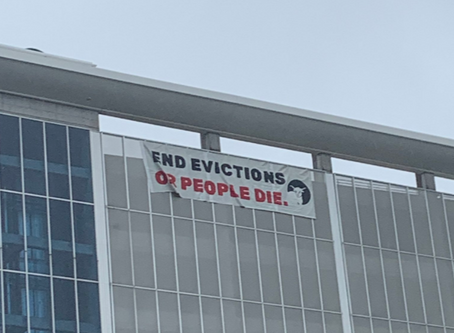 Negándose a morir: COVID-19 y el movimiento inquilino en Houston