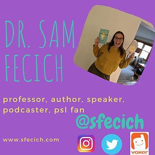 professor, author, speaker, podcaster, p