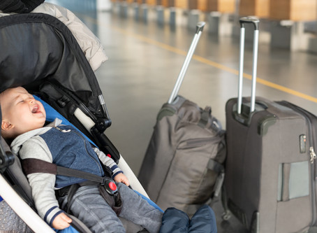 Lessons from the screaming child on the plane