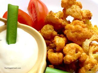 Gluten-Free Buffalo Cauliflower