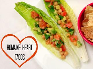Romaine Heart Tacos