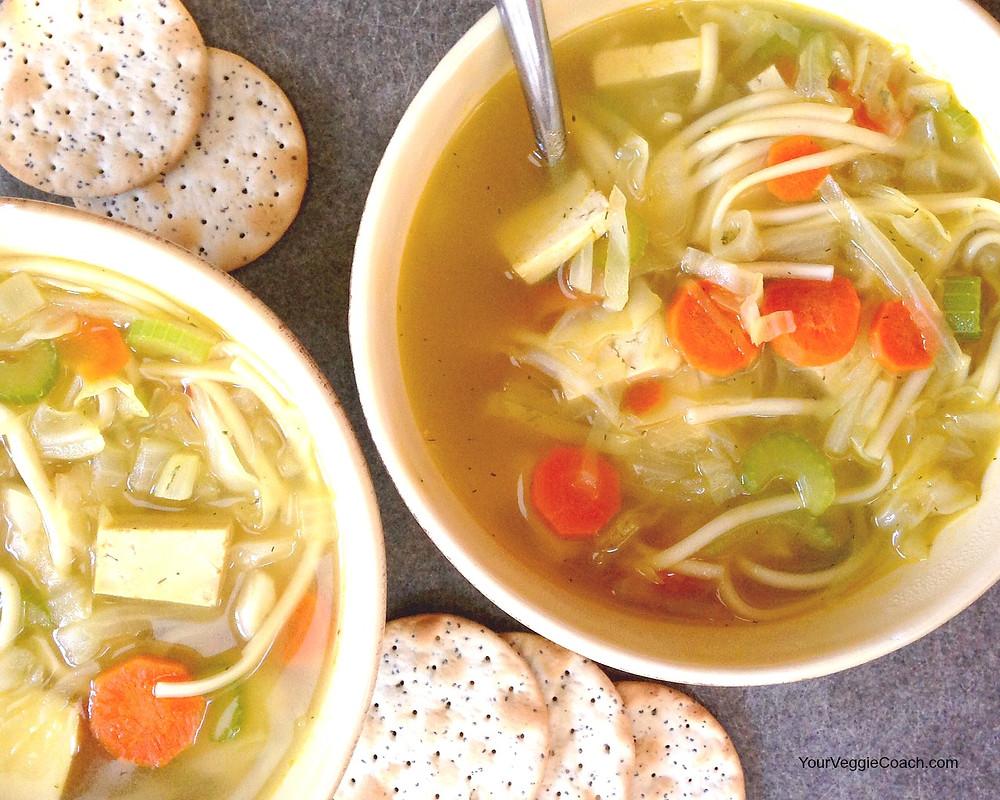 Kitchen Noodle Soup