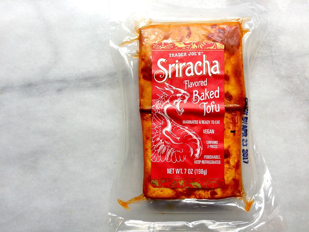 Sriracha Tofuu