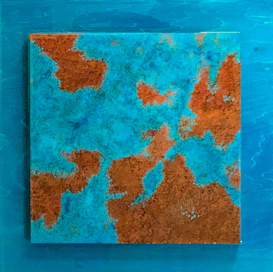 Patina Map No. 18