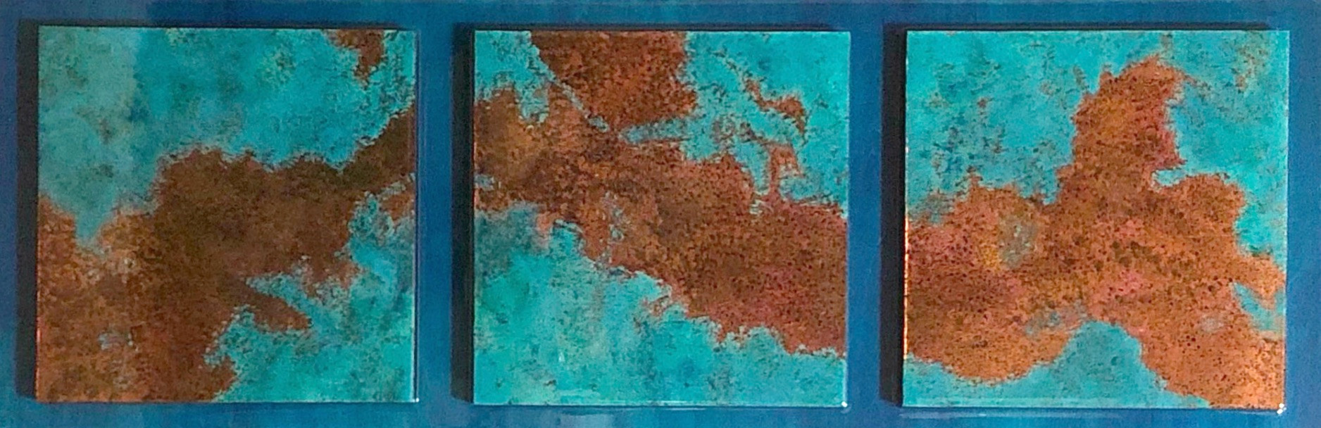 Patina Map No. 17