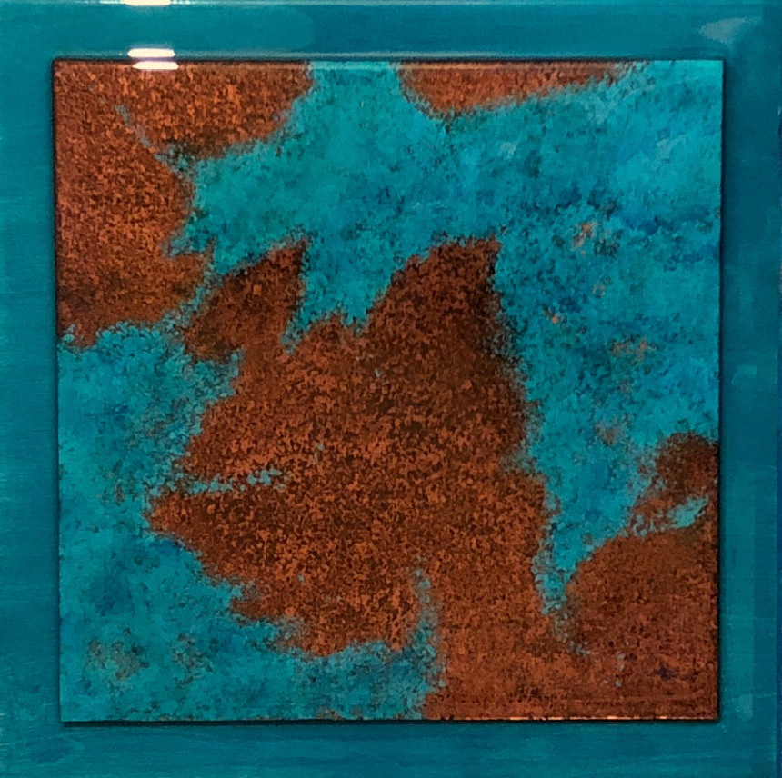 Patina Map No. 19