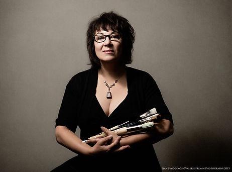 Jean Synodinos: Painter & Mixed Media Artist