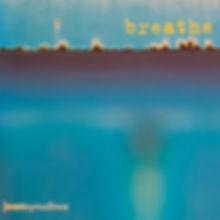 CD cover for Breathe from Jean Synodinos