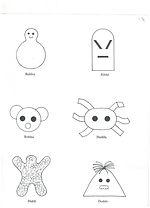 Babblarna skisser