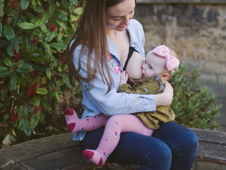 Breastfeeding Mini Sessions in Bolsover