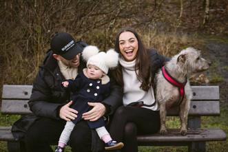 Sammie Family Portrait Session Elizabeth Hailwood Photography