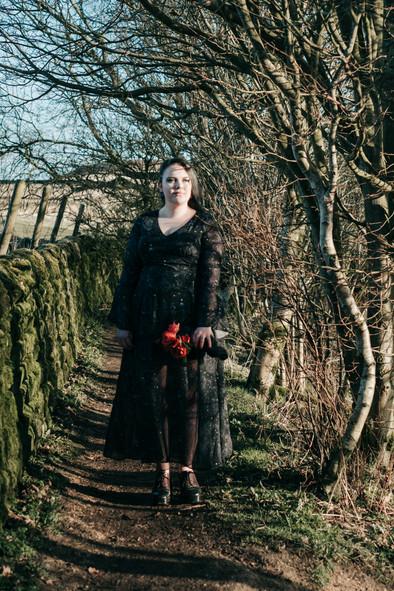 Alternative Bridal Sarah