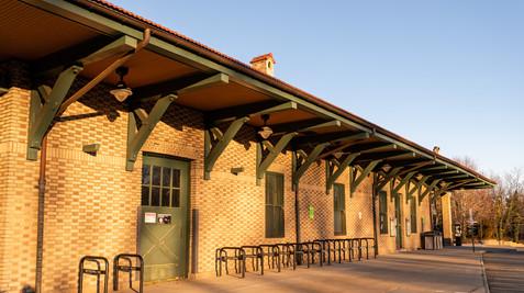 Chatham Train Station