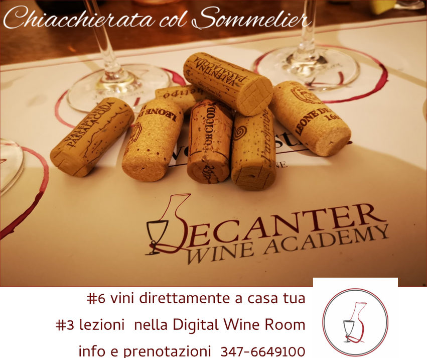 Chiacchierata col Sommelier