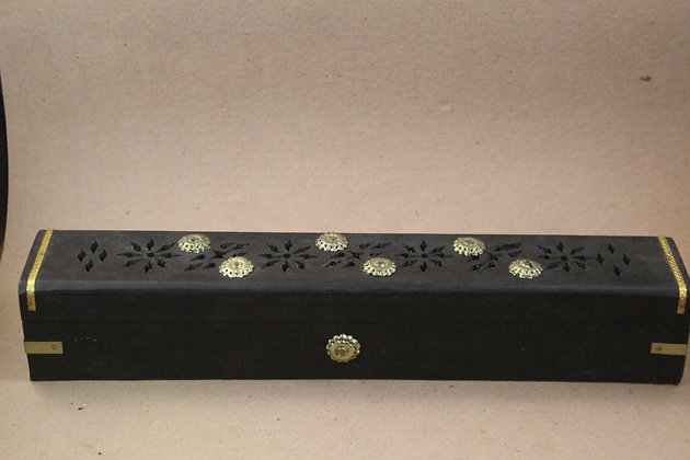 Wooden Incense Stick Holder Box PRODUCT CODE -315