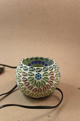 Glass Mosaic Work Lamp  PRODUCT CODE - 0190