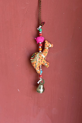 Printed Cloth Camel Hanging   PRODUCT CODE - 0129