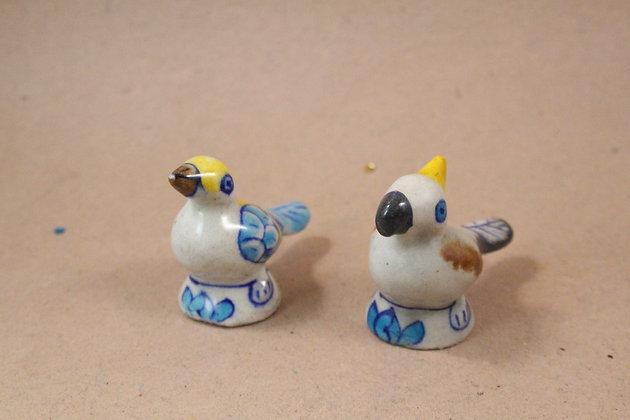 Ceramic Birds Figurines PRODUCT CODE - 0230