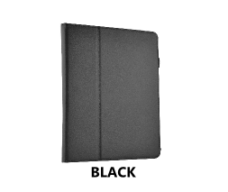 Black Galaxy Tab 4 8.0 Multi-Function Stand Case