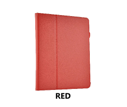 Red iPad 2/3/4 Multi-Function Stand Case