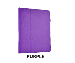 Purple iPad Mini Multi-Function Stand Case