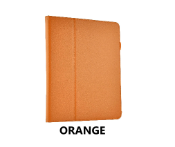 Orange Galaxy Tab3 8.0 Multi-Function Stand Case
