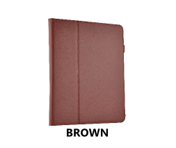 Brown Galaxy Tab3 8.0 Multi-Function Stand Case