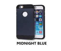 """Midnight Blue iPhone 6 4.7"""" Tough Armour Case"""