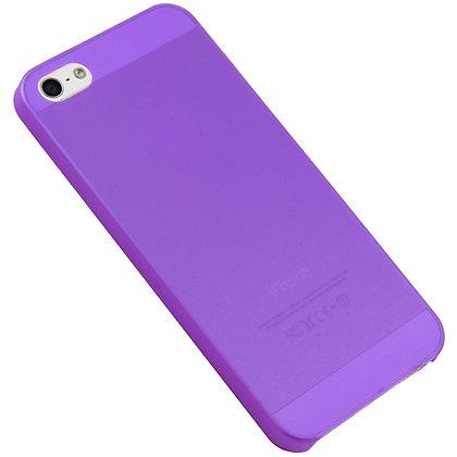 Purple iPhone 5/5s Ultra Thin Matte Case
