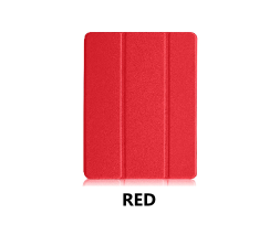 Red iPad Air Smart Folio Case