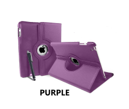 Purple iPad Air 360 Rotating Case