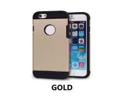 """Gold iPhone 6 4.7"""" Tough Armour Case"""